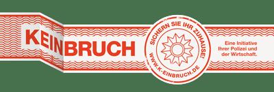 K-Einbruch Partner Siegel.