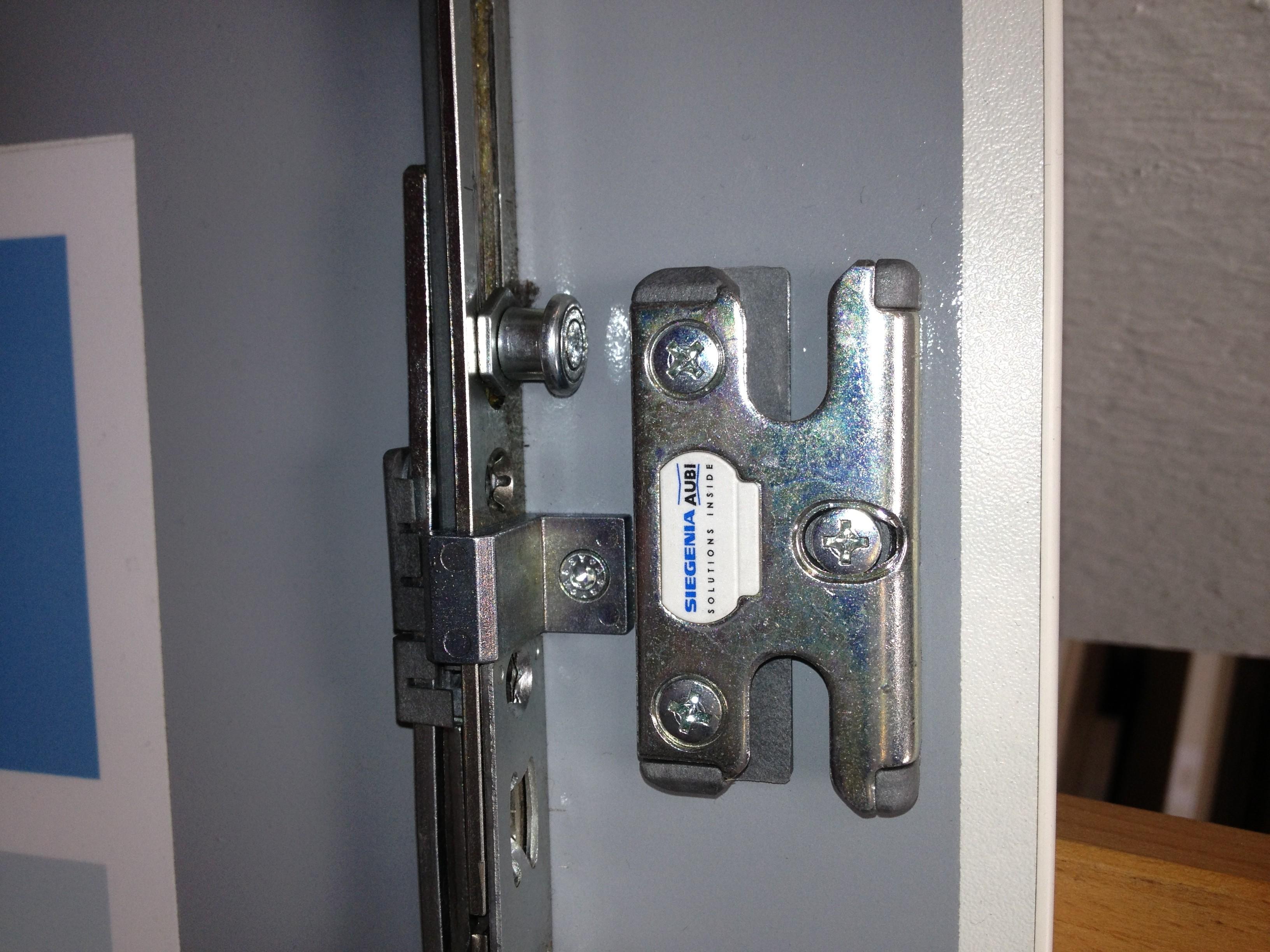 Einbruchschutz Balkontür