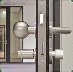 Schließanlagen für Privatkunden und Gewerbeobjekte.