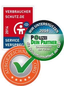 mr. Lox Schlüsseldienst wird auf vielen Portalen von vielen Kunden empfohlen!